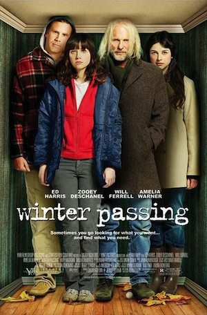 winter passing.movie poster